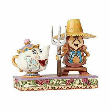 Mrs. Potts & Cogsworth