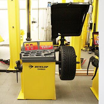 Balanseringsmaskin Dunlop DWB920