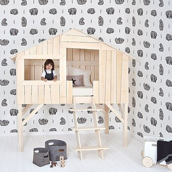 TREEHOUSE LIMEWOOD bed
