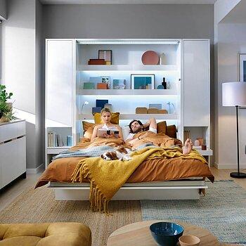 BED CONCEPT VERTICAL murphy bed 180x200