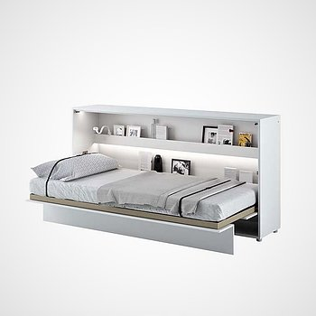 BED CONCEPT HORIZONTAL murphy bed 90x200