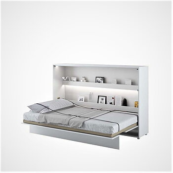BED CONCEPT HORIZONTAL murphy bed 120x200