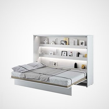 BED CONCEPT HORIZONTAL murphy bed 140x200