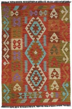 Old Afghan Kelim 88x125