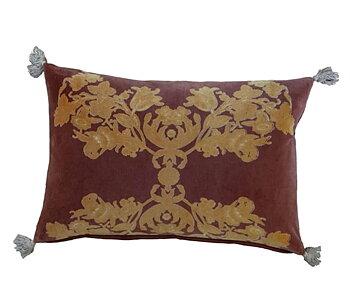 Kuddfodral Dina Tassels  - 60 x 40 cm