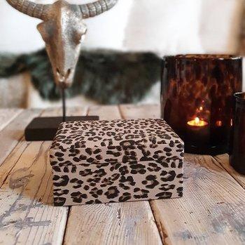 Smyckesask - Leopard