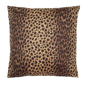 Kuddfodral 45x45cm - Dark Leopard