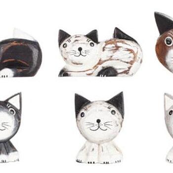 Different Design Magnet Katt