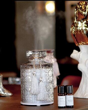 Aroma diffuser Grå Tassel Sthlm Fragrance Supplier