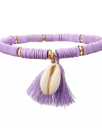 Armband Summer Love Lila