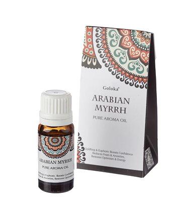 Aroma oils Golika Arabian Myrrh