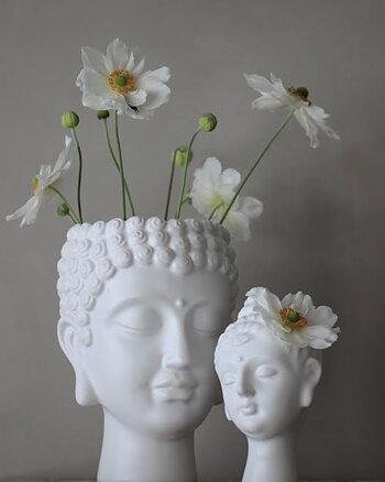 Kruka Buddha Vit