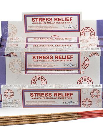 Rökelsestickor Stress Relief Stamford Masala