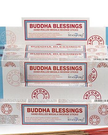 Rökelsestickor Buddha Blessings Stamford Masala