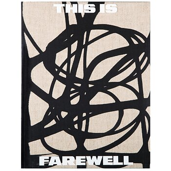 Erik Gustafsson: This is Farewell [signed]