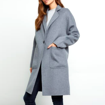 RAILS Everest Coat - GREY