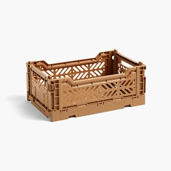 HAY Colour Crate Small Tan - NY FÄRG