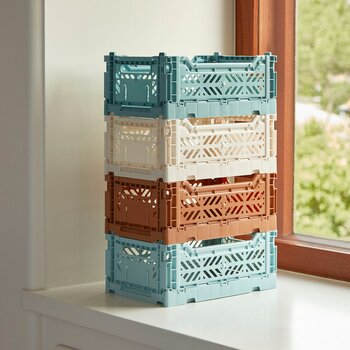 HAY Colour Crate Small Tan - NEW COLOR