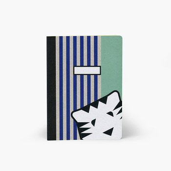 Papier Tigre A5 Notebook - Tiger