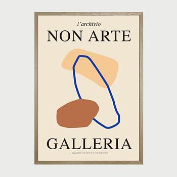 Nynne Rosenvinge NON ARTE GALLERIA Art Print