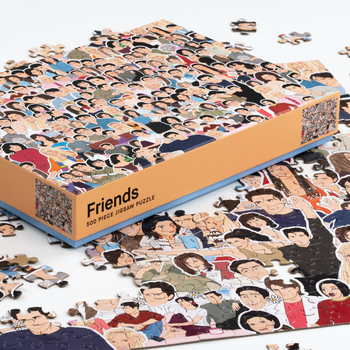 FRIENDS - 500 Piece Jigsaw Puzzle