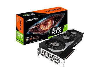 Gigabyte Geforce RTX 3070 8GB GAMING OC grafikkort