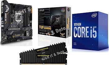 GR Core i5 10400F Uppgraderingspaket