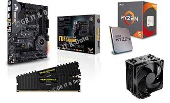 GR Ryzen 5 5600X Pro Uppgraderingspaket