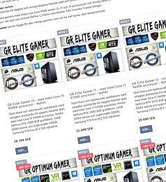 Gaming Datorer
