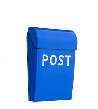 Mini  mailbox  Indigo