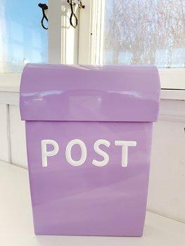 Mini  mailbox  Lilac
