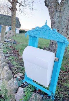 Mailbox  White
