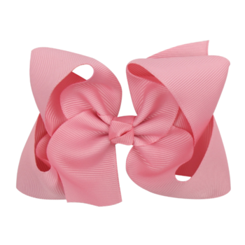 Rose XL hair bows