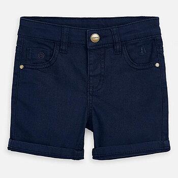 Classic navy bermuda shorts