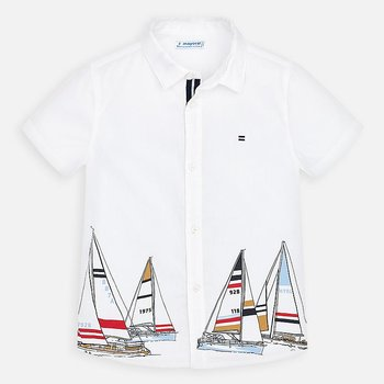 Sailing shirt White