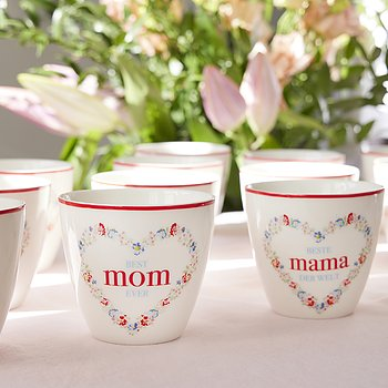 Mama latte cup