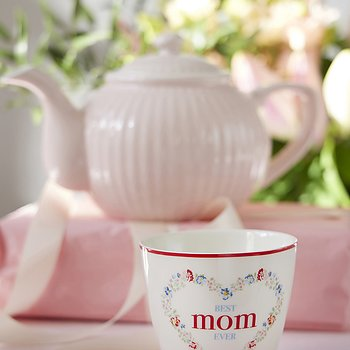 Mom latte cup