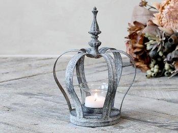 Tiny Crown Tealight holder