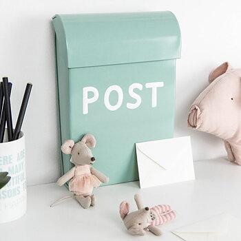 Mini  mailbox  Mint