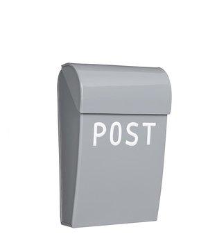 Mini  mailbox  Grey