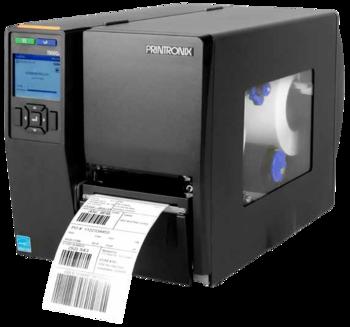 T6000e Printronix - T6304e RFID Inkl WiFi (a,b,g,n,ac) Thermal Transfer Printer (4 wide, 300dpi) Industri Level Printer