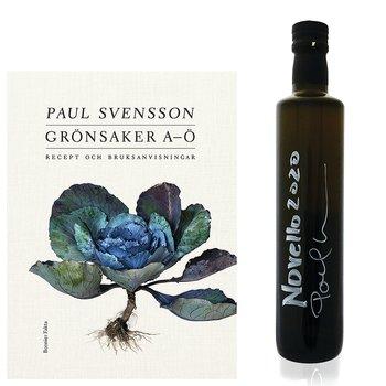 Paul Svenssons Novelloolja & Grönsaker A-Ö