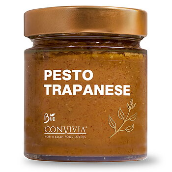 Convivia Pesto Trapanese EKO