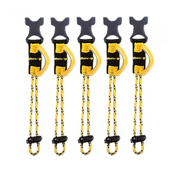 Air-Leash extra stroppar - 5 pack