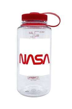 Nalgene - Vattenflaska Limited Edition NASA Red Wide Mouth 1 Liter