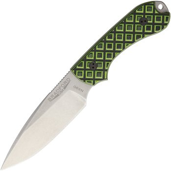 Bradford Knives - Guardian 3 Toxic Green Black