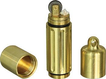 Maratac - Bensintändare - Lighter Vault Cache Brass