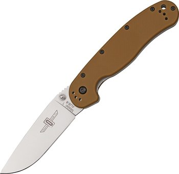 Ontario - RAT I Folder Coyote Brown