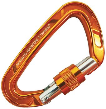 ESEE - RAT AF-818 Locking Carabiner Karbinhake - Orange