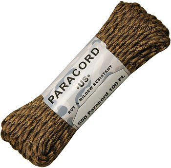 Atwood Rope MFGl 550 Paracord FDE Camo